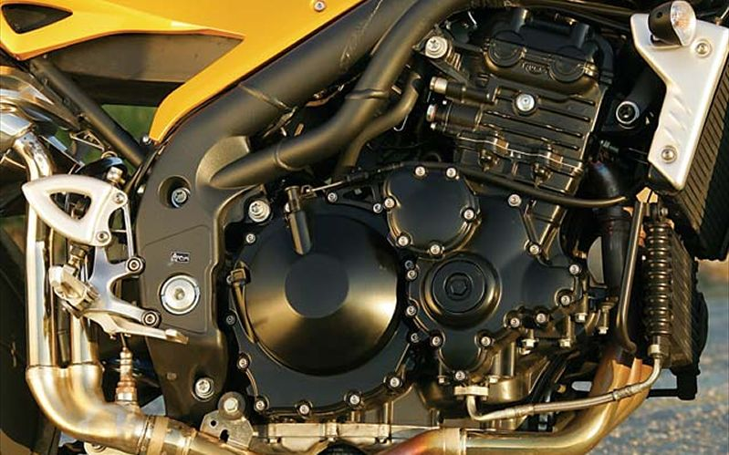 TRIUMPH SPEED TRIPLE engine