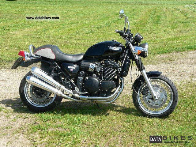 TRIUMPH SPEEDMASTER 900 brown