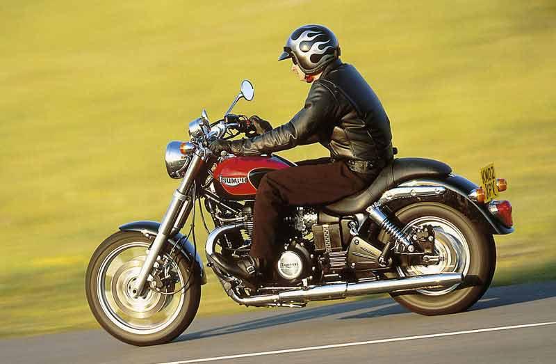 Triumph Speedmaster Touring Seat