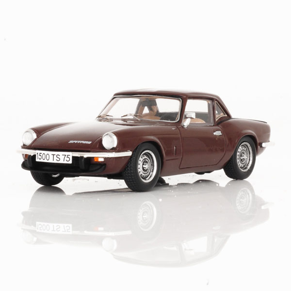 TRIUMPH SPITFIRE 1500 brown