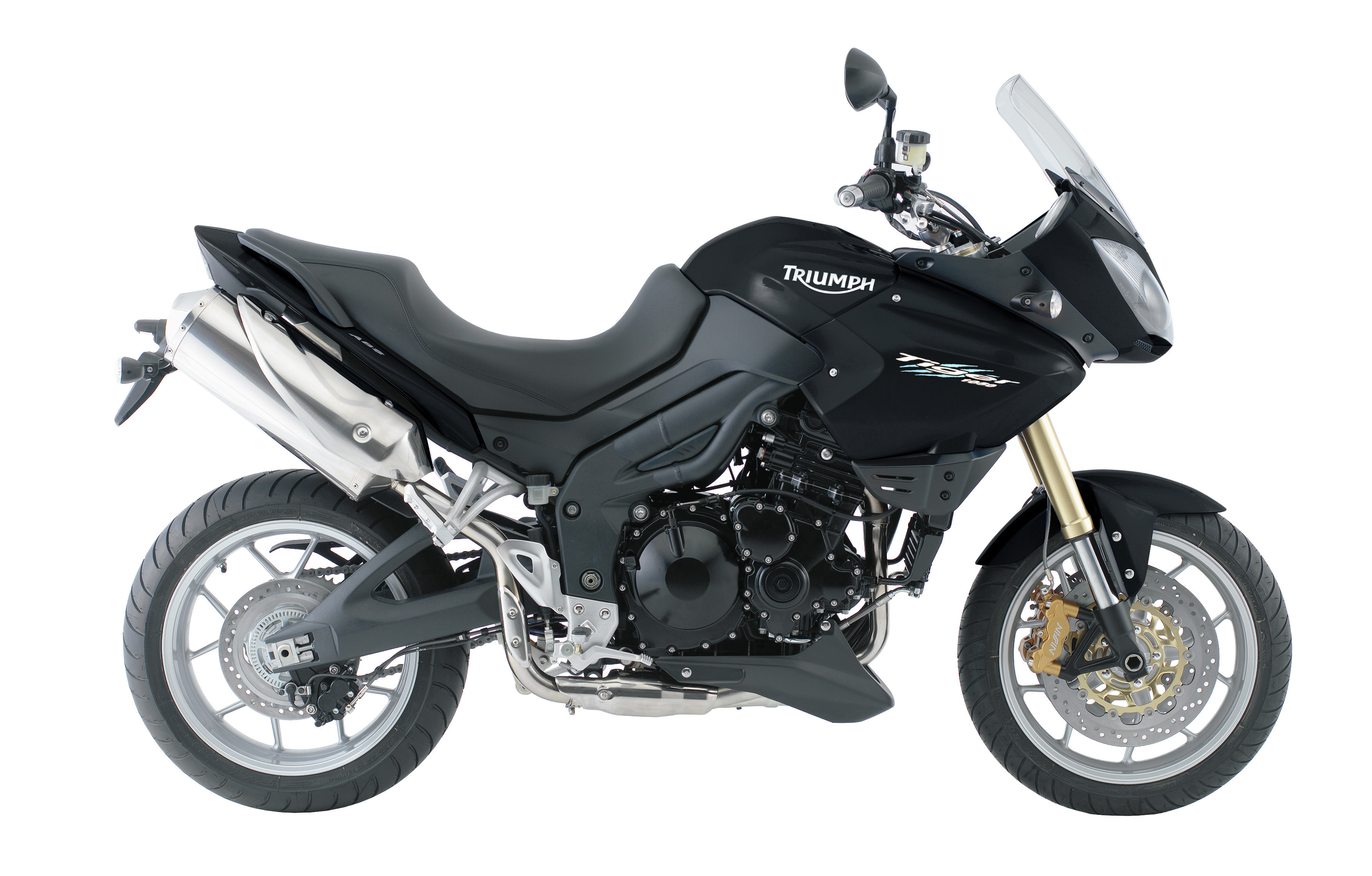 TRIUMPH TIGER 1050 SE black