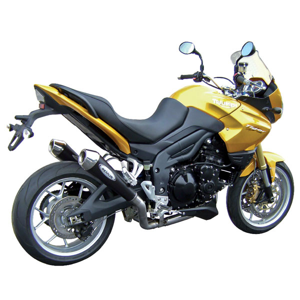 TRIUMPH TIGER 1050 brown