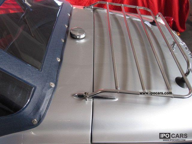 TRIUMPH TR3 silver