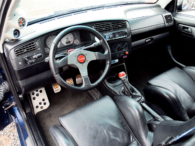 VOLKSWAGEN CORRADO - Review and photos