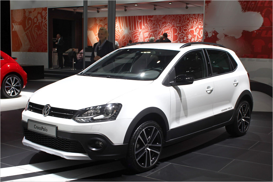 volkswagen cross polo car interior design. Black Bedroom Furniture Sets. Home Design Ideas