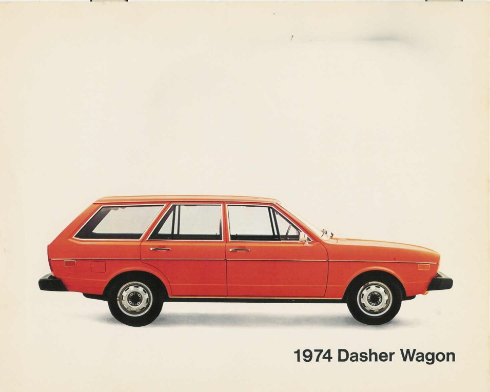 VOLKSWAGEN DASHER