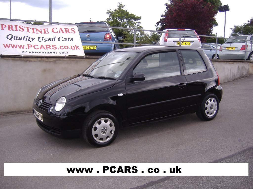 VOLKSWAGEN LUPO 1.0 silver