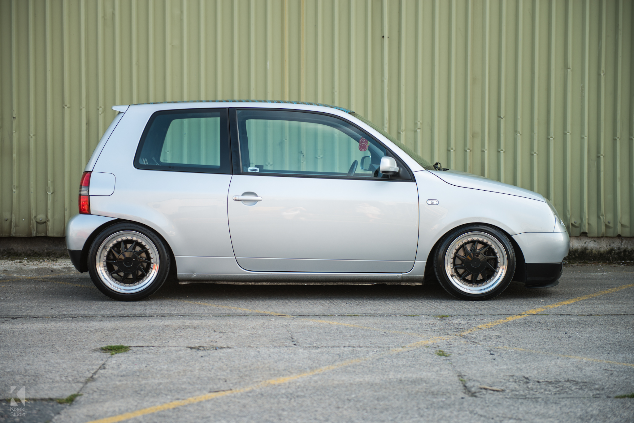 VOLKSWAGEN LUPO silver