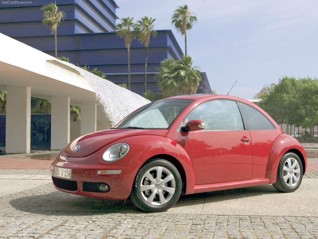 volkswagen new beetle review and photos. Black Bedroom Furniture Sets. Home Design Ideas