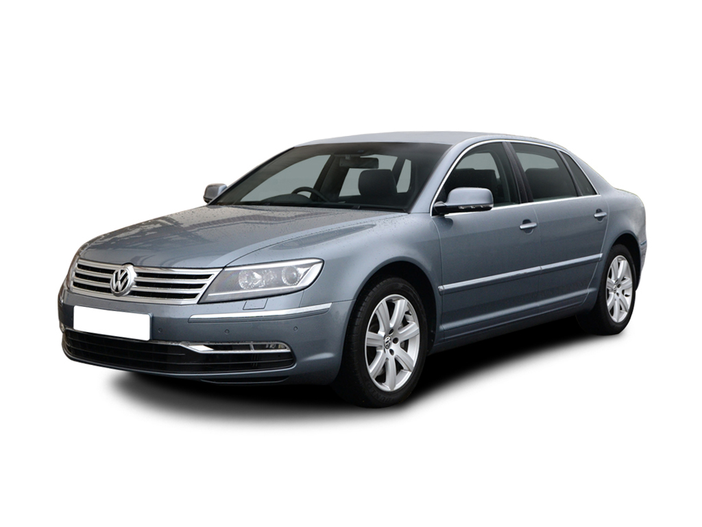 VOLKSWAGEN PHAETON 3.0 V6 TDI 4MOTION brown