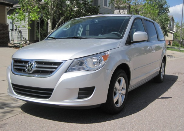 VOLKSWAGEN ROUTAN brown