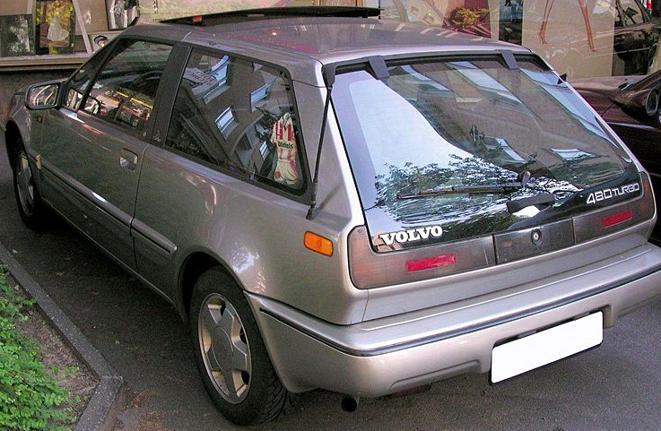 volvo 480 1.7 turbo