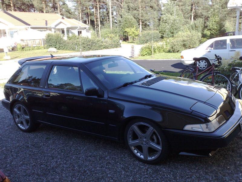 VOLVO 480 black