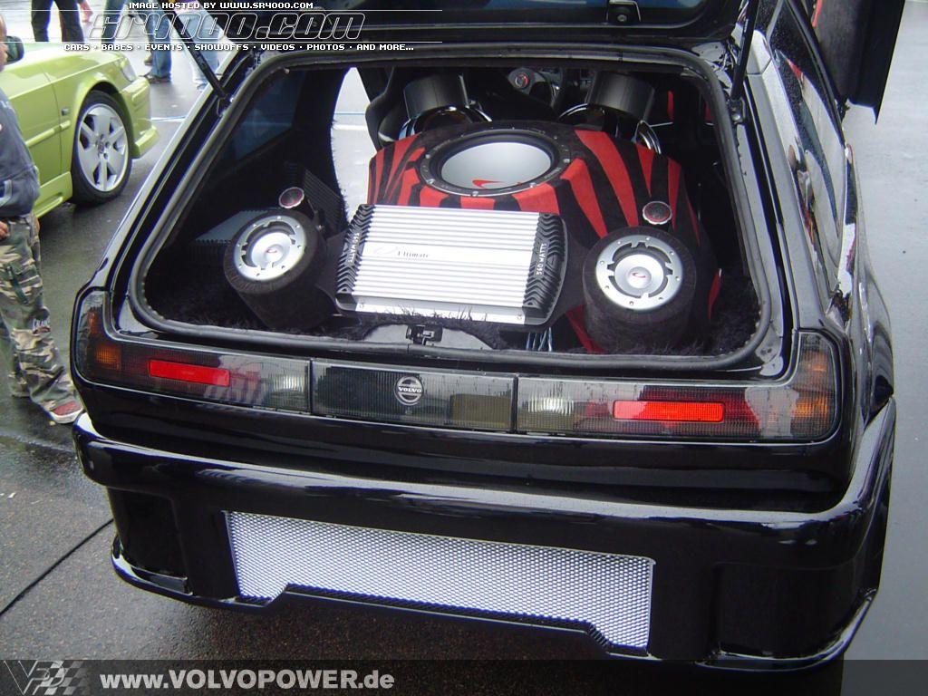volvo wallpaper (Volvo 480)