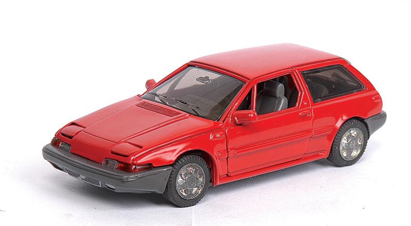 VOLVO 480 red