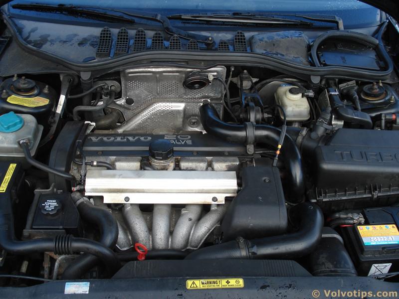 Volvo Key on 1998 Volvo S70 Green Interior