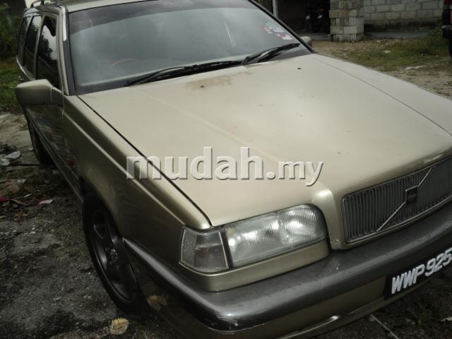 VOLVO 850 brown