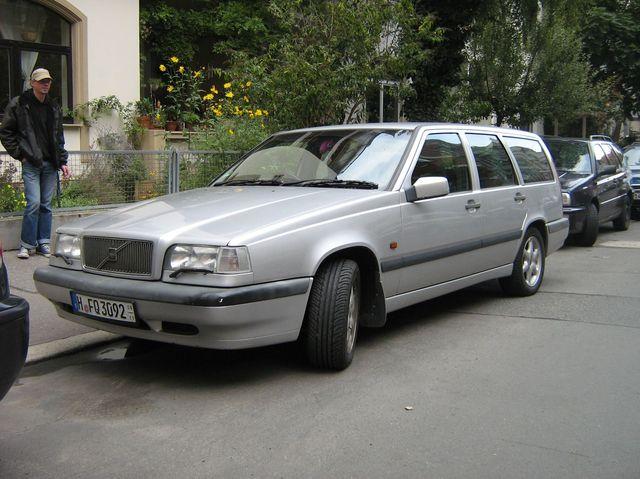 VOLVO 850 silver