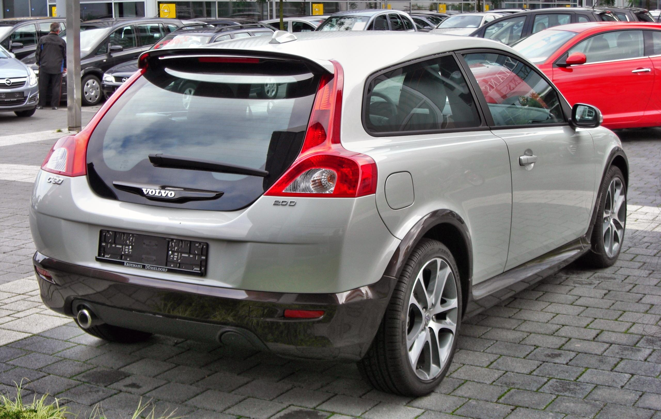 VOLVO C30 2.0D brown