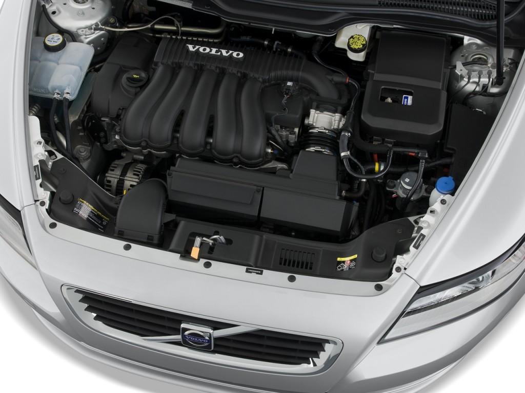 VOLVO S 40 engine