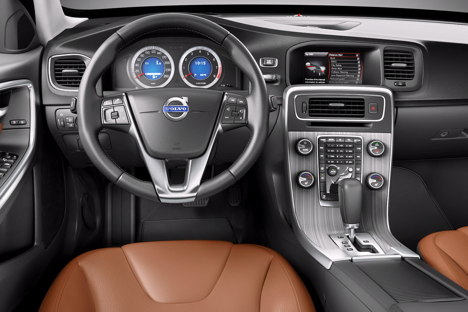 Volvo S60 Review And Photos