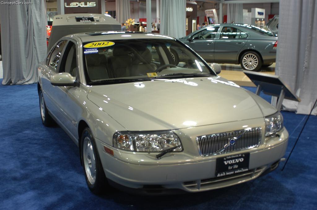 VOLVO S60 silver