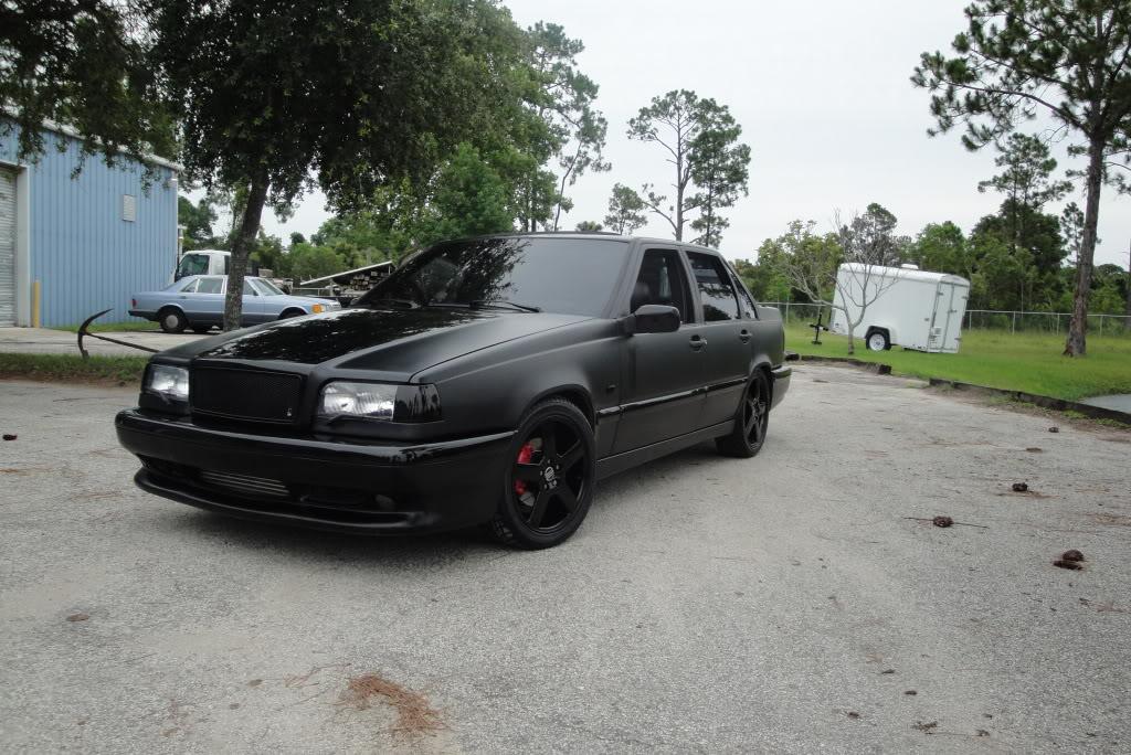 VOLVO S70 black