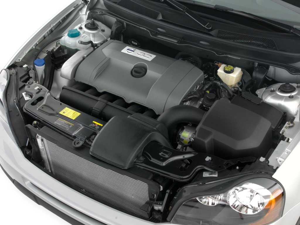 VOLVO XC 90 engine