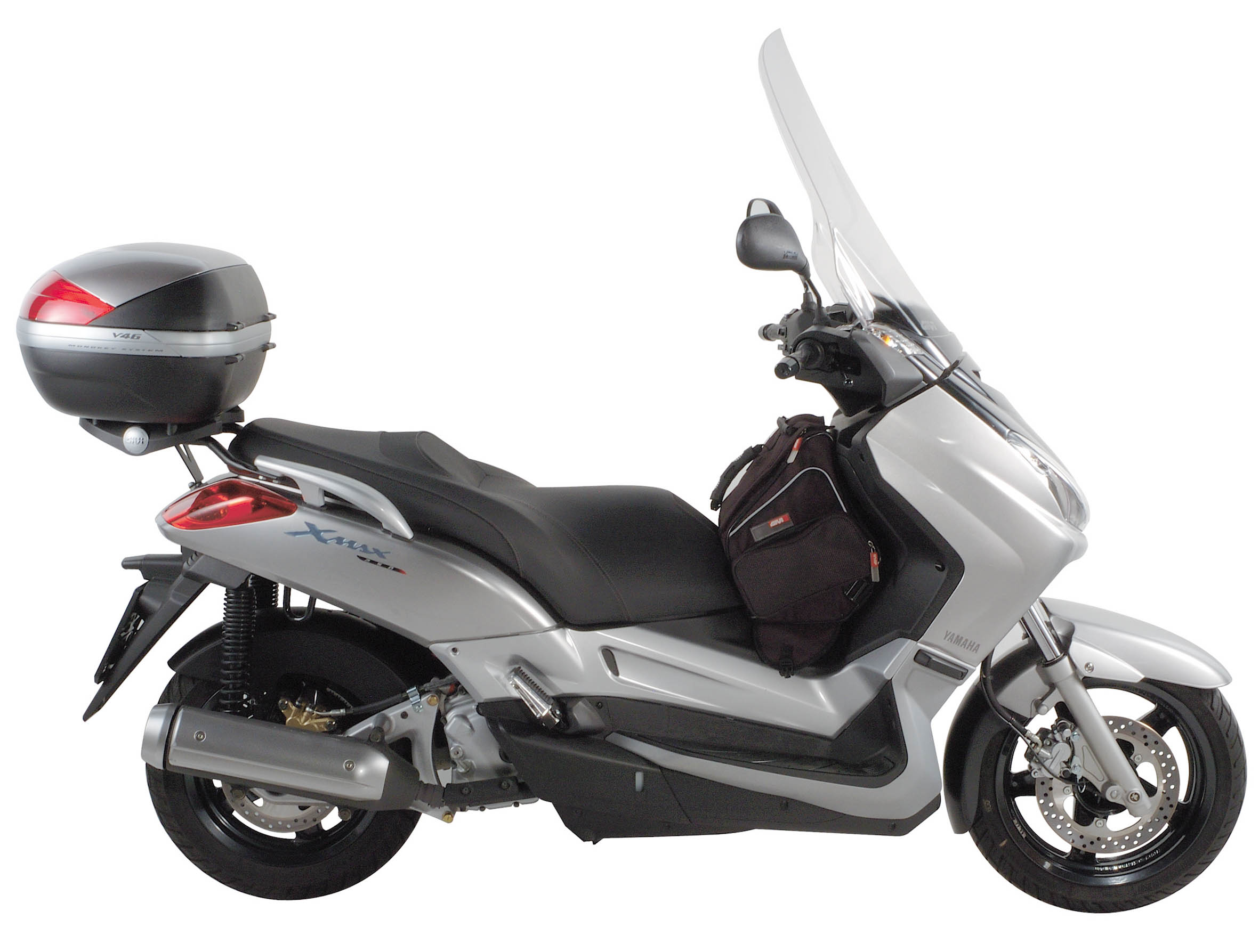 YAMAHA 125 X-CITY white