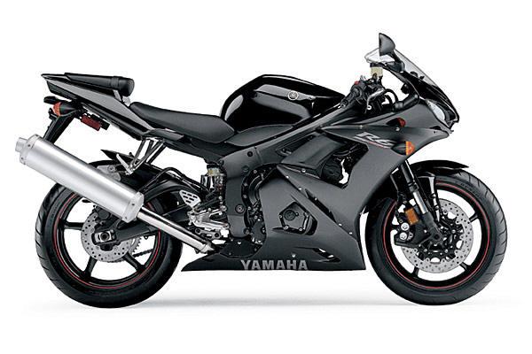 YAMAHA 600 R6