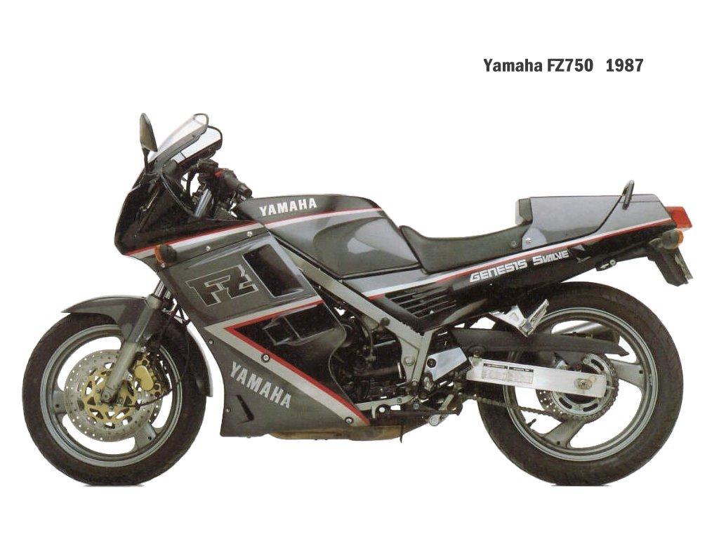 Wiring Diagram Yamaha Fz 750 : Yamaha fz review and photos