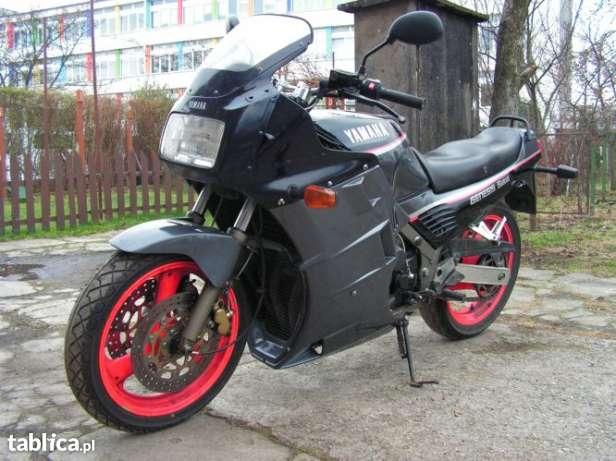 Yamaha Fz Silver