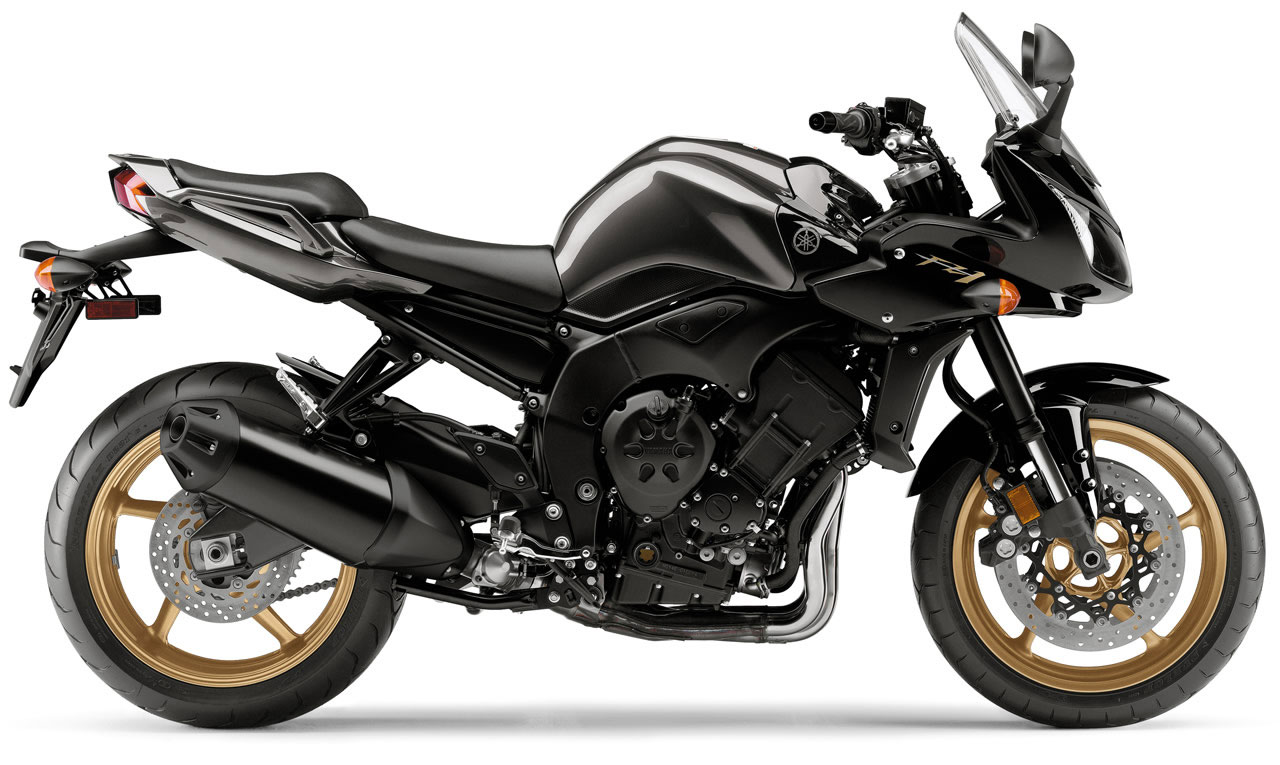 YAMAHA FZ1 ABS black