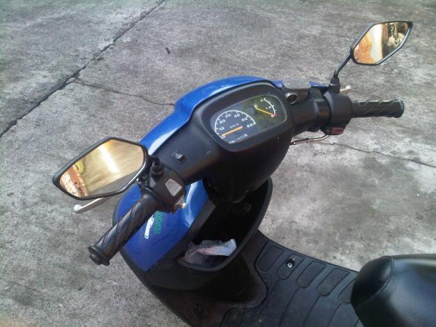 YAMAHA JOG APRIO blue