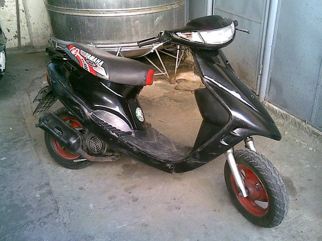 YAMAHA JOG APRIO brown