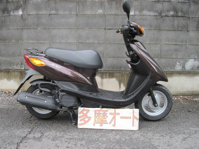 YAMAHA JOG brown