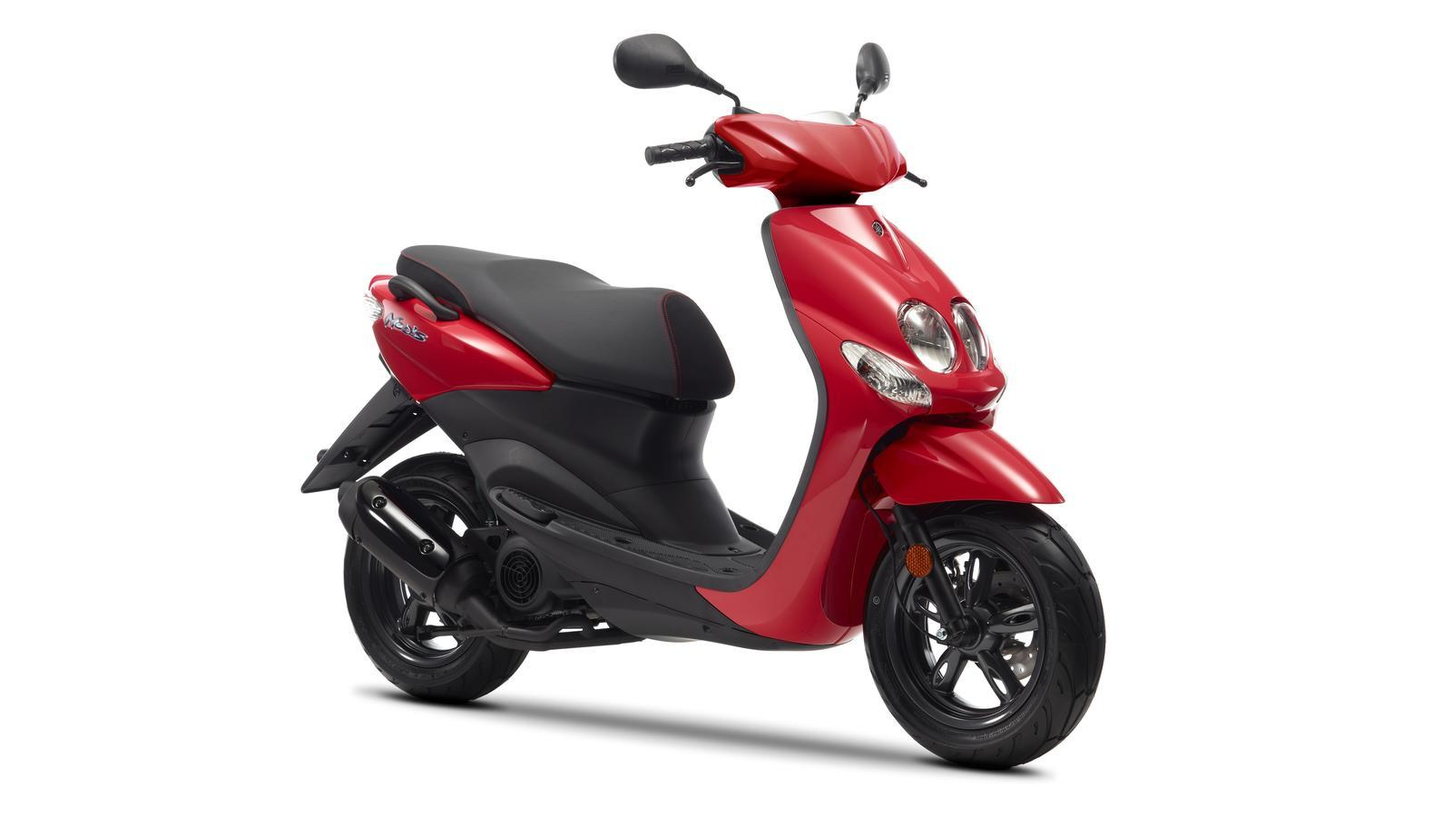 YAMAHA NEOS red
