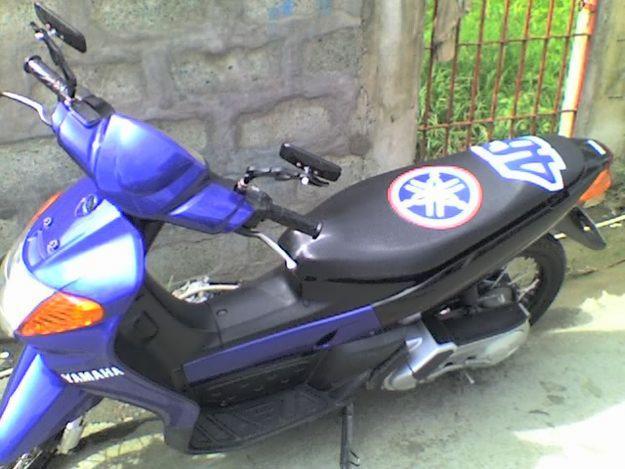YAMAHA NOUVO blue