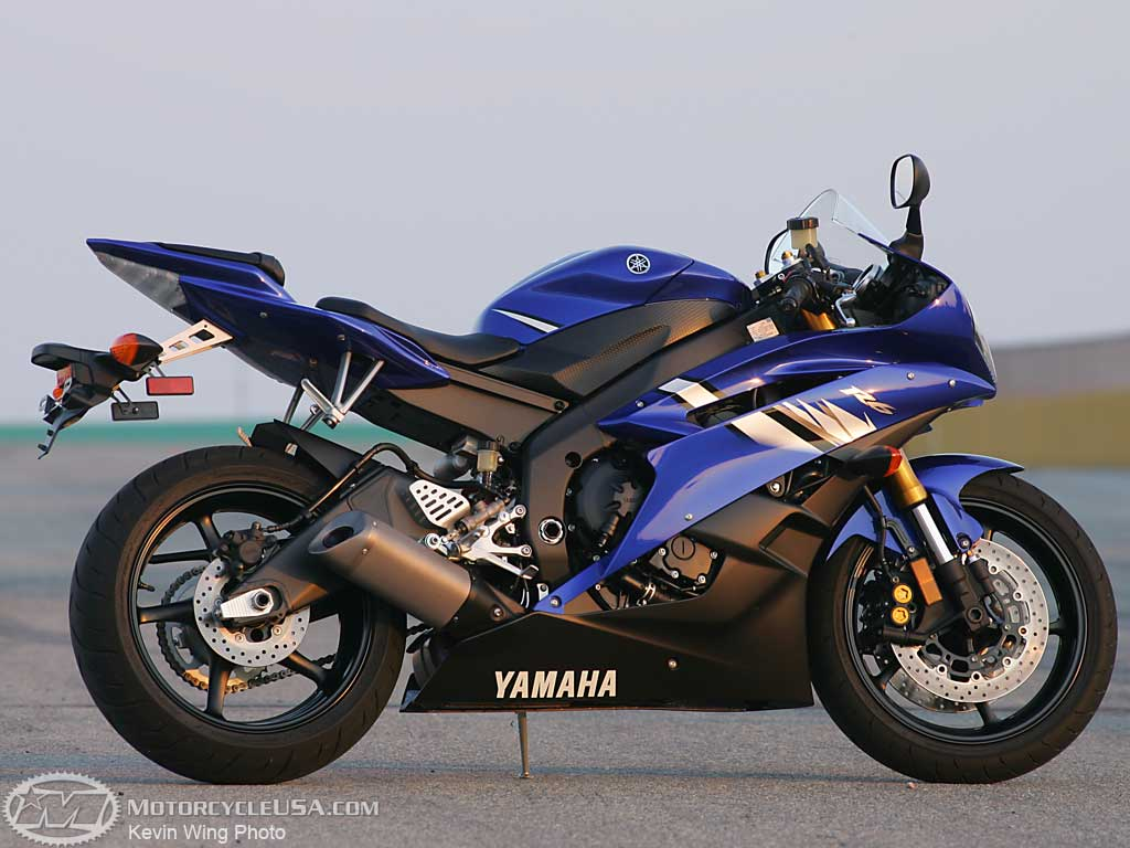 Yamaha yzf r6 for Yamaha motorcycle vin