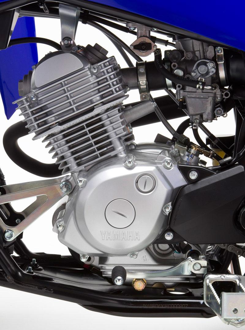 YAMAHA RAPTOR engine