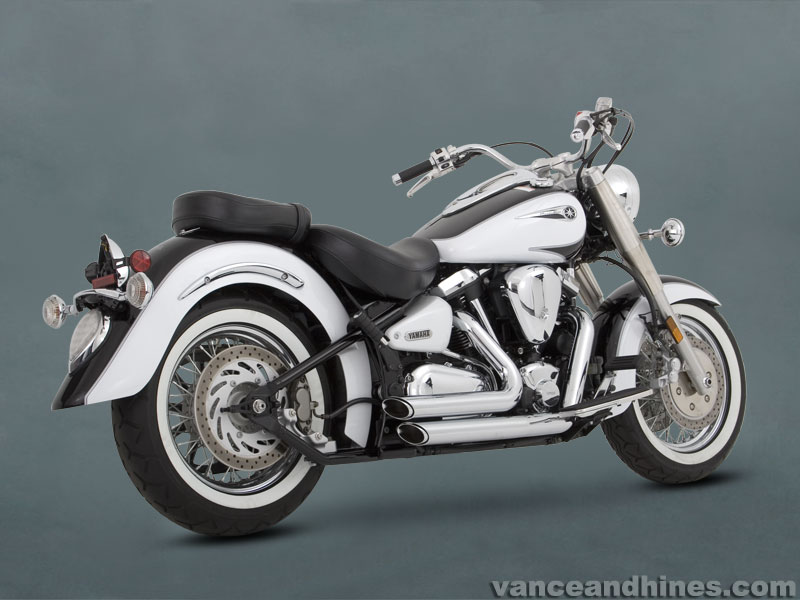 YAMAHA ROAD STAR