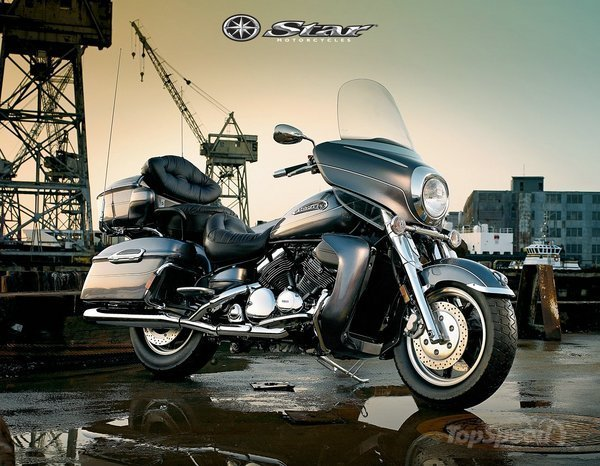 yamaha royal star venture 1300