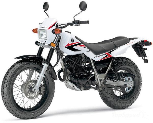 Yamaha TW200