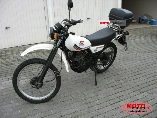 YAMAHA XR 250