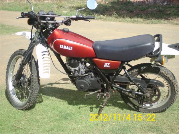 Used Xt  Yamaha