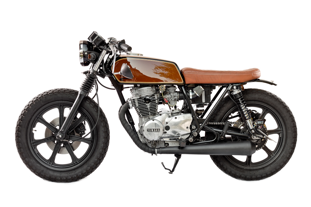 yamaha xs400 review and photos. Black Bedroom Furniture Sets. Home Design Ideas