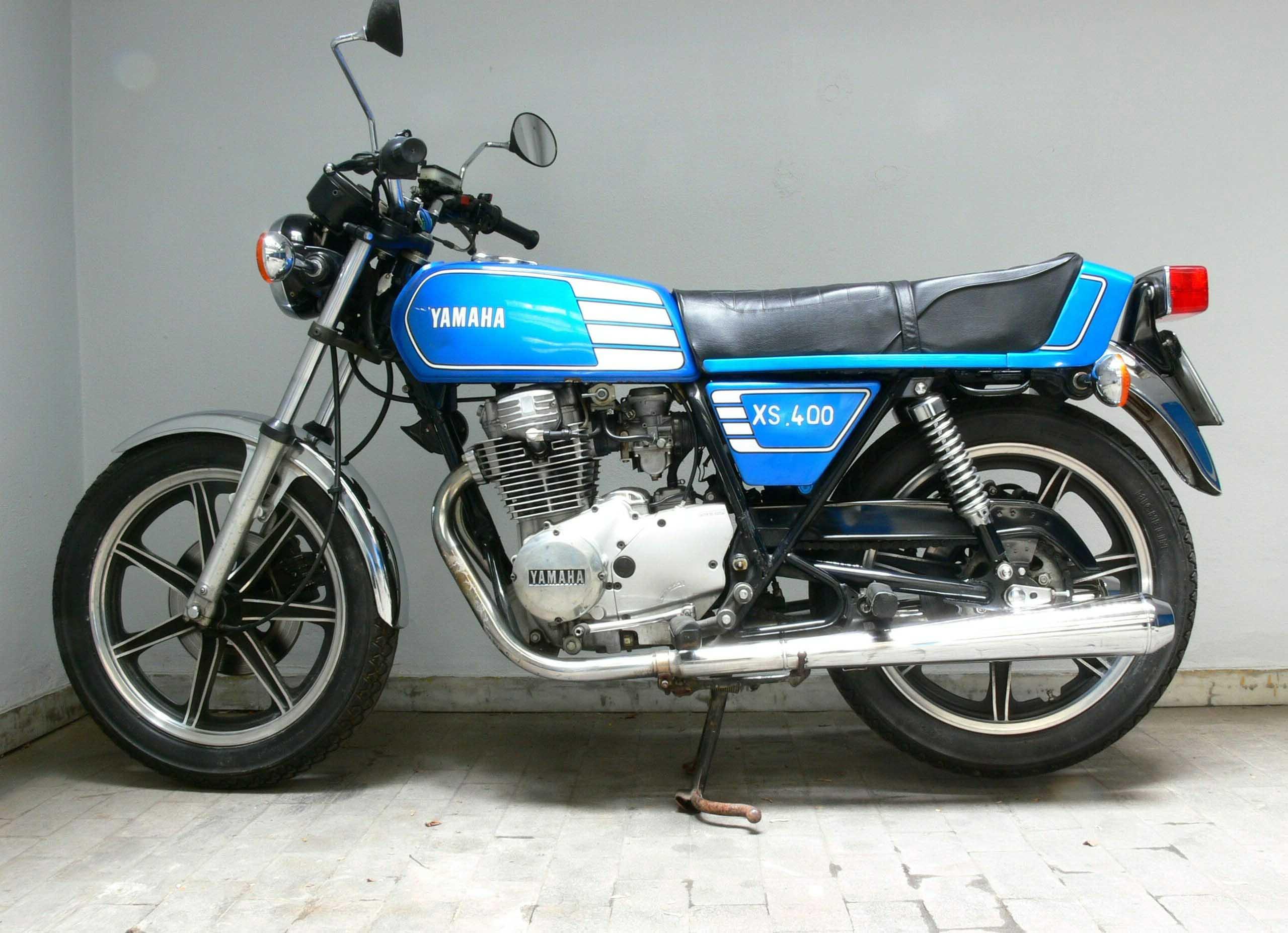 Yamaha XS 400 Foto & Bild   autos & zweiräder, motorräder