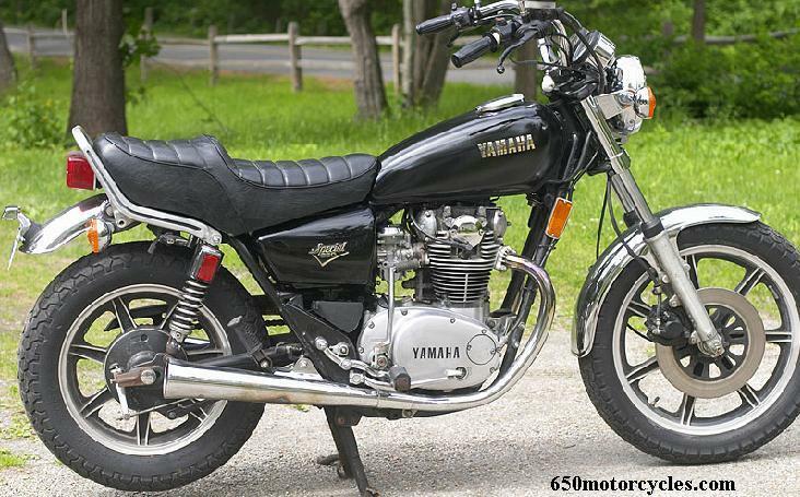 Yamaha Xs Midnight Special Parts