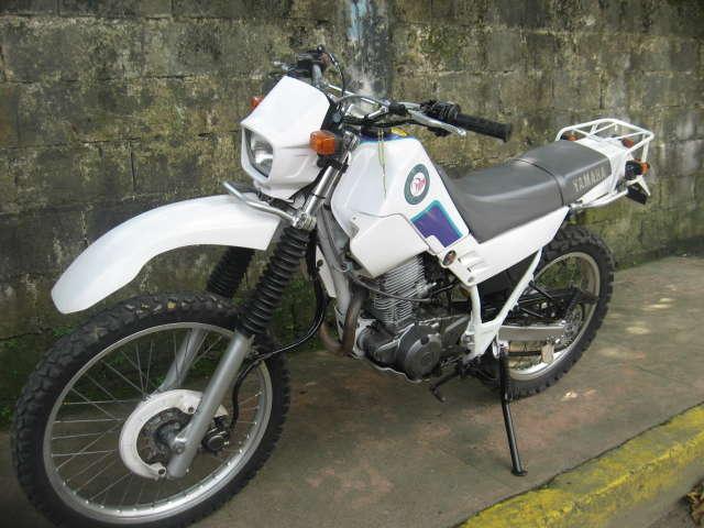 Serow Yamaha