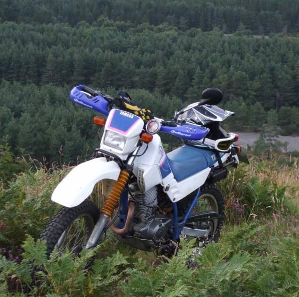 Yamaha Xt Serow